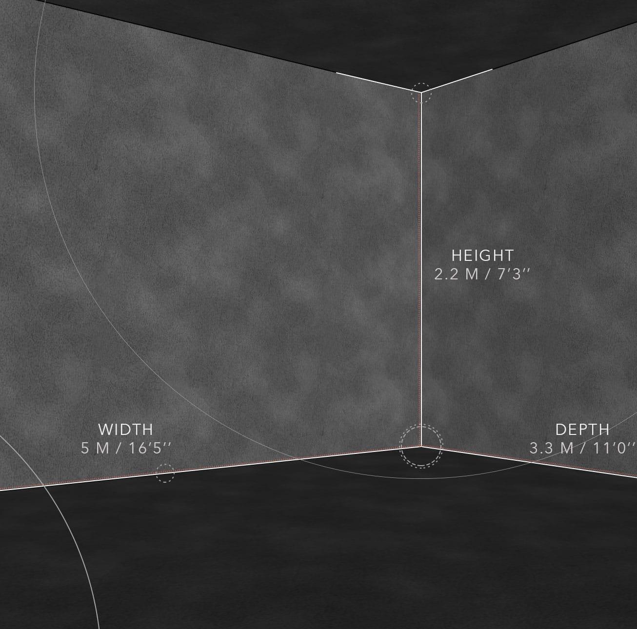 Simulateur de tir ST-2 Dimensions-PREMIUM